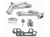 JBA 1938SJS SILVER CERAMIC JBA Cat4Ward Headers; Shorty; 1-1/2in S/S /