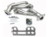 JBA 1939SJS SILVER CERAMIC JBA Cat4Ward Headers; Shorty; 1-1/2in S/S /