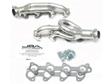JBA 1949S-2JS SILVER CERAMIC JBA Cat4Ward Headers; Shorty; 1-1/2in S/S /