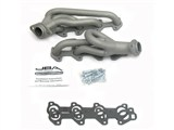 JBA 1949SJT TITANIUM CERAMIC JBA Cat4Ward Headers; Shorty; 1-1/2in S/S /