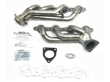 JBA 1950S 96-02 DODGE TRUCK 8.0L V10 JBA Cat4Ward Headers; Shorty; 1-1/2in S/S /