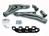 JBA 1960S-3JT TITANIUM CERAMIC JBA Cat4Ward Headers; Shorty; 1-5/8in S/S /