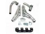 JBA 1960SJS SILVER CERAMIC JBA Cat4Ward Headers; Shorty; 1-5/8in S/S /