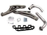 JBA 1960SJT TITANIUM CERAMIC JBA Cat4Ward Headers; Shorty; 1-5/8in S/S /
