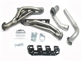 JBA 1960S 03 RAM 5.7L HEMI V-8 2WDJBA Cat4Ward Headers; Shorty; 1-5/8in S/S /