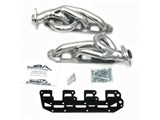 "JBA 1961S-1JS Silver Ceramic Stainless 1-5/8"" Shorty Headers 2003-2008 Dodge Ram 1500 5.7 Hemi /"