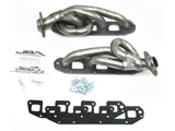 "JBA 1961S-2 Stainless 1-5/8"" Shorty Headers 2009-2018 Dodge Ram 1500 5.7 Hemi / JBA 1961S-2 Dodge Ram 5.7 Hemi Headers"