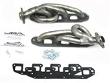 JBA 1961S 06-08 DODGE RAM 5.7L HEMI JBA Cat4Ward Headers; Shorty; 1-3/4in S/S /