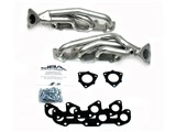 JBA Headers 2010SJS 2000-2004 Toyota Tundra/Sequoia 4.7 Silver Ceramic Coated S/S Headers /