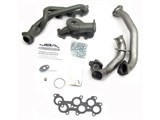 JBA 2032S-1JT TITANIUM CERAMIC JBA Cat4Ward Headers; Shorty; 1-1/2in S/S /