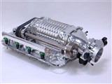 Magnuson 01-10-58-005 Magnuson MP112 Hybrid Intercooled Supercharger 1999-2004 Corvette C5 /