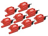 MSD 82458 Multi-Spark GM LS1 & LS6 Ignition Coils - Set of 8 /