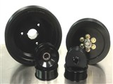 MTI Racing 8RibkitCamaro Billet Supercharger Pulley Set 2010 2011 2012 2013 Camaro /