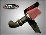 MTI Racing Cam10CAI Cold Air Induction 2010 2011 2012 2013 Camaro Air Intake /