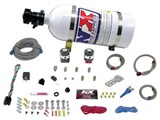 Nitrous Express 20920-10 Complete Stage-1 Nitrous Oxide System 30-150HP Range /