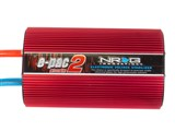 NRG Innovations EPAC-200RD EPAC Electronic Voltage Stabilizer - Red /