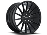 Niche M214208521+35 M214 Form Wheel 20x8.5 5x120 Gloss Black 35mm Offset / Niche M214208521+35 M214 Form Wheel