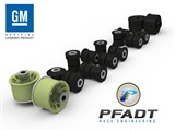Pfadt 1410102 Camaro Control Arm Bushing Kit 2010 2011 2012 2013 Chevrolet Camaro /