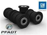 Pfadt 1410112 Rear Trailing Arm Bushing Kit 2010 2011 2012 2013 Chevrolet Camaro /