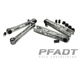 Pfadt 1410134 Camaro Rear Trailing Arm & Tie Rod Package 2010 2011 2012 2013 Chevrolet Camaro /