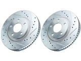Power Stop AR85148XPR Rear Rotors (Pair) 2012 2013 Ford F-150 /