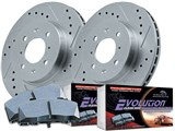 Power Stop K3167 Front Brake Kit Ford F-150/Expedition, Lincoln Navigator /