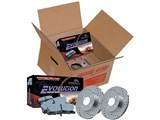 Power Stop K6268 Front & Rear Brake Kit 2012-2013 Ford F-150 /