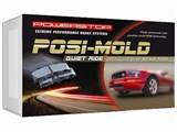 Power Stop PM18-1095 Posi Mold Semi-Metallic Rear Brake Pads /