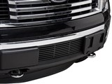 Putco 91182 Black Liquid Design Ford F-150 Ecoboost Lower Bumper Grille Insert /