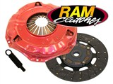 Ram Clutches 88931HDX HDX Performance Clutch Set Camaro, Firebird, GTO, CTS-V, Corvette /
