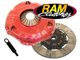 Ram Clutches 98931HD PowerGrip HD Clutch Set Camaro, Firebird, GTO, CTS-V, Corvette /