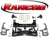 Rancho RS6519B 4-Inch Lift Kit (No Shocks) 2010-2013 Ford F-150 4WD /
