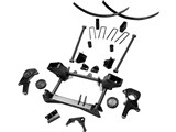 "Rancho RS6545B Suspension System 4"" Lift Kit 1999-2007 Silverado 1500, 1999-2007 Sierra 1500 /"
