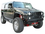 "Rancho RS6556B Suspension System 4"" Lift Kit 2003-2009 Hummer H2 With Rear Coil Springs /"