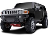 "Rancho RS6558B Suspension System 4"" Lift Kit 2005-2010 Hummer H3 AWD Front Torsion/Rear Leaf /"
