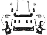 Rancho RS6569B Lift Kit 4-inch Suspension System 2004-2012 Chevy Colorado/GMC Canyon W/Torsion Bars /