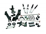 RCD 10-41089 Suspension System 6-inch Lift Kit W/Bilstein Shocks 1988-1998 Silverado/Sierra 1500 4WD /