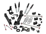 RCD 10-41200 Suspension System 6-inch Lift Kit 1999-2010 GM 2500HD 2WD /