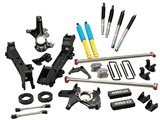 "RCD 10-41288 3""-6"" Suspension System w/ Bilstein 5100 Series Shocks 1988-1998 Silverado/Sierra /"