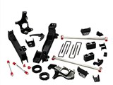 "RCD 10-41801 4"" - 6"" Lift Kit w/No Shock Absorbers 1999-2010 GM K2500 4WD w/Delphi Auto Ride /"