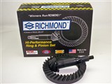 Richmond 69-0493-1 Ring & Pinion 4.33 Gears for 2010 2011 2012 2013 Camaro V8 /