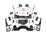 Rough Country 598S 6-Inch Suspension Lift Kit 2009-2013 Ford F-150 4WD /