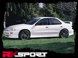 RK Sport 02017005 Ground Effects Body Kit 2000 2001 2002 Cavalier 4-Door /