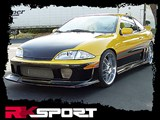 RK Sport 02018000 Chevrolet Cavalier Body Kit - RKSport Cavalier Type-J Body Kit /
