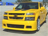 RK Sport 10012000 Canyon & Colorado Body Kit - Fits Extra Cab - RKSport 10012000 Ground Effects /