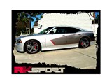RK Sport 24012001 Heritage Edition Body Kit 2005-2010 Dodge Charger /