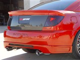 RK Sport 28012010 Saturn Ion 3-Piece Spoiler - Coupe /