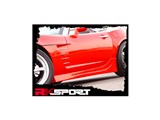 RK Sport 32011002 Saturn Sky Side Skirt - Driver /