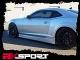 RK Sport 40011003 RK Sport 2010 2011 2012 2013 Camaro Urethane Side Skirt - Left Side /