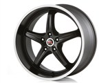 Scarallo Motorsport Drift-R 20x10 / 20x11 Wheels, Carbon Racing Edge Finish /
